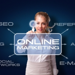 Online Marketing Kampagne